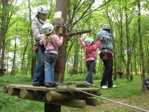 Fun Forest parcours aventure
